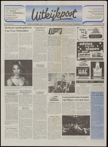 Uitkijkpost : nieuwsblad voor Heiloo e.o. 2001-12-12
