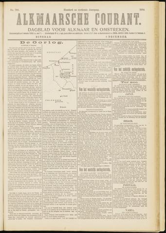 Alkmaarsche Courant 1914-12-08