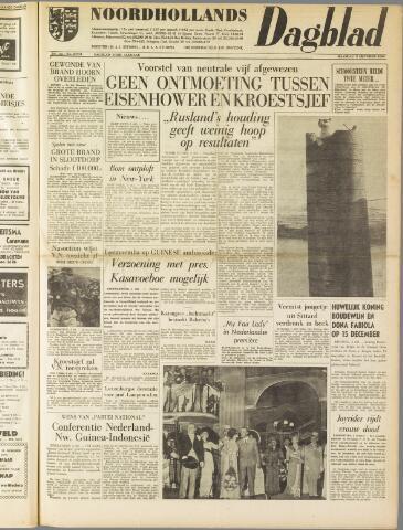 Noordhollands Dagblad : dagblad voor Alkmaar en omgeving 1960-10-03
