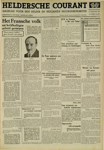 Heldersche Courant 1939-02-08