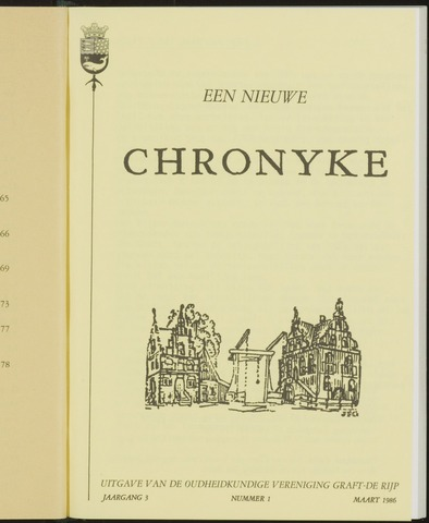 Een Nieuwe Chronyke van het Schermereiland 1986-03-01