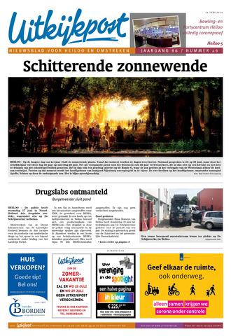 Uitkijkpost : nieuwsblad voor Heiloo e.o. 2020-06-24
