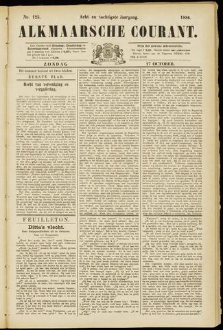 Alkmaarsche Courant 1886-10-17