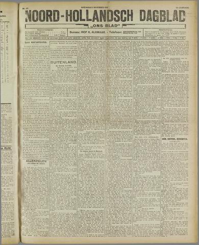 Ons Blad : katholiek nieuwsblad voor N-H 1921-11-02