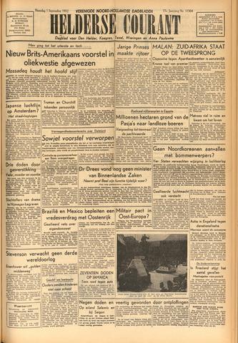 Heldersche Courant 1952-09-01