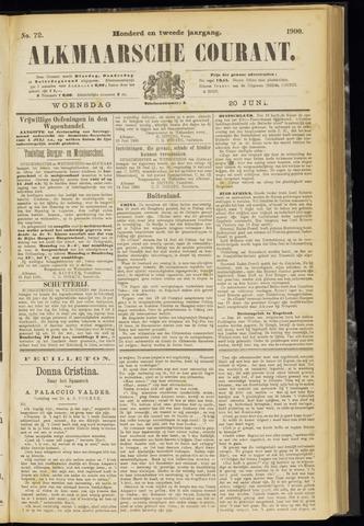 Alkmaarsche Courant 1900-06-20