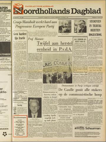 Noordhollands Dagblad : dagblad voor Alkmaar en omgeving 1969-03-12