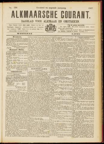 Alkmaarsche Courant 1907-06-05