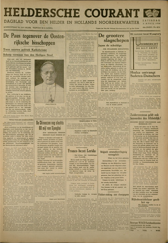 Heldersche Courant 1938-04-02