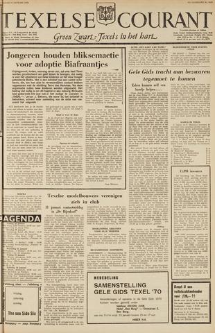 Texelsche Courant 1970-01-16
