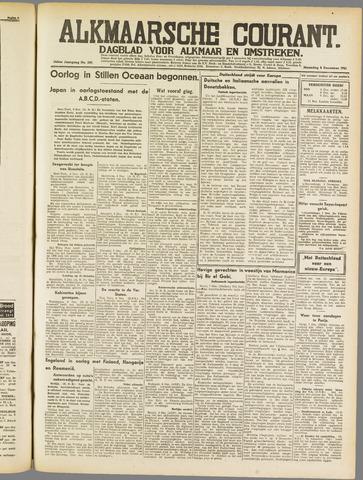 Alkmaarsche Courant 1941-12-08