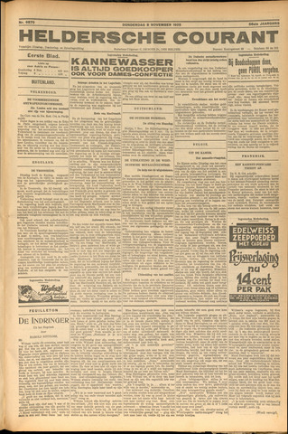 Heldersche Courant 1928-11-08