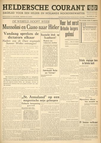 Heldersche Courant 1940-03-18