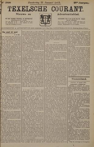 Texelsche Courant 1915-01-21