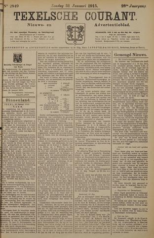 Texelsche Courant 1915-01-31