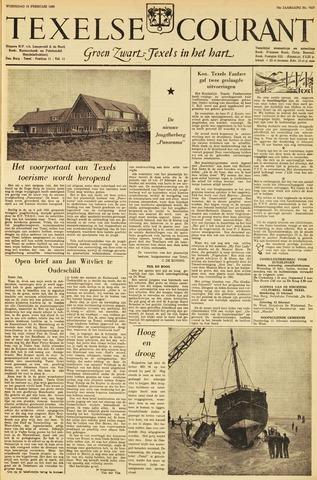 Texelsche Courant 1960-02-10