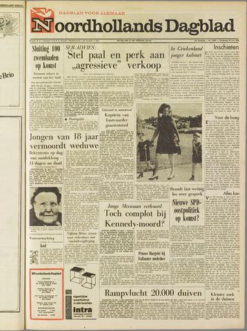 Noordhollands Dagblad : dagblad voor Alkmaar en omgeving 1968-06-20