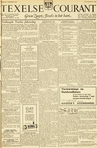Texelsche Courant 1960-09-07