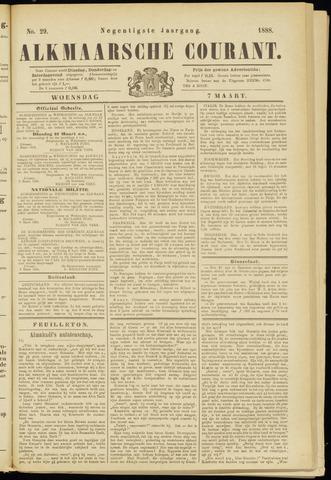 Alkmaarsche Courant 1888-03-07