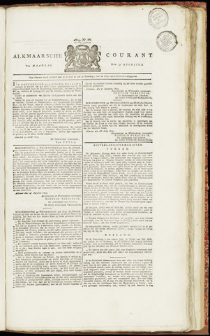 Alkmaarsche Courant 1829-08-17