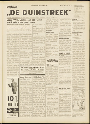 De Duinstreek 1966-01-20