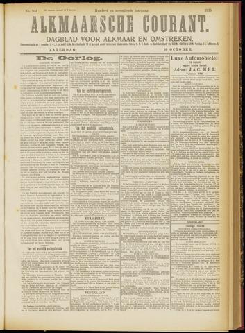 Alkmaarsche Courant 1915-10-16