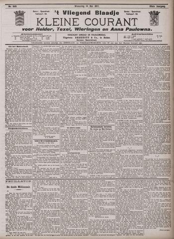 Vliegend blaadje : nieuws- en advertentiebode voor Den Helder 1902-05-14