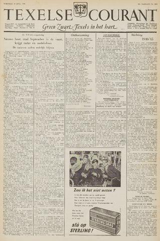 Texelsche Courant 1955-04-20