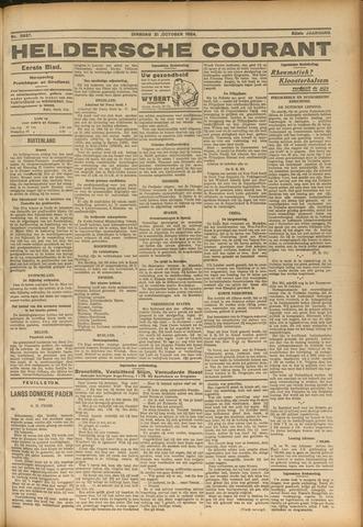 Heldersche Courant 1924-10-21