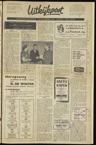 Uitkijkpost : nieuwsblad voor Heiloo e.o. 1961-11-23