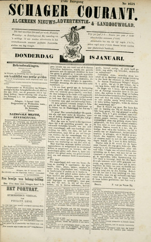Schager Courant 1883-01-18