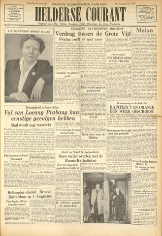 Heldersche Courant 1953-04-29