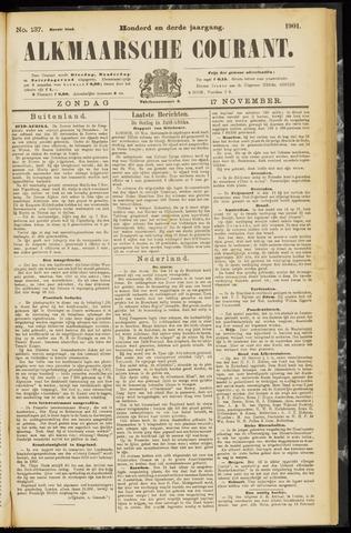 Alkmaarsche Courant 1901-11-17