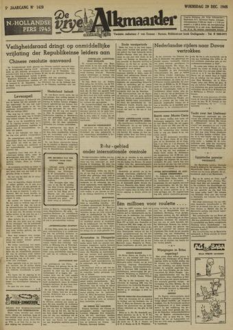 De Vrije Alkmaarder 1948-12-29