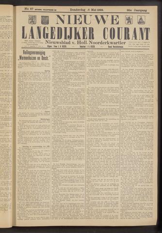 Nieuwe Langedijker Courant 1929-05-16