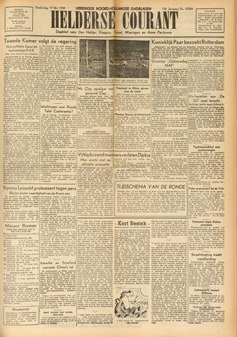 Heldersche Courant 1949-05-19