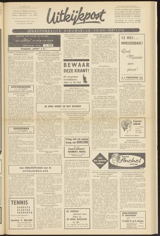 Uitkijkpost : nieuwsblad voor Heiloo e.o. 1963-04-25