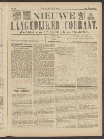 Nieuwe Langedijker Courant 1899-07-30
