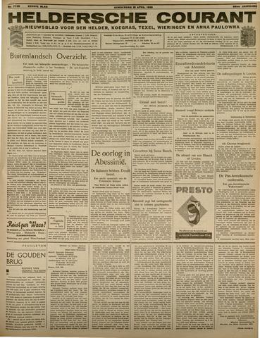 Heldersche Courant 1936-04-16
