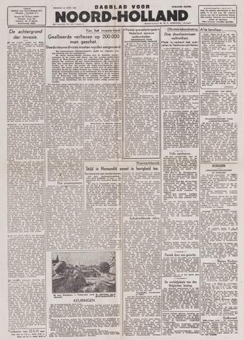 Dagblad Noord-Holland, Schager editie 1944-06-16