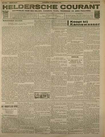 Heldersche Courant 1931-09-10