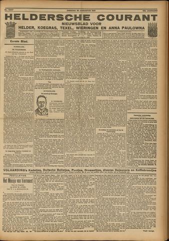 Heldersche Courant 1921-08-30