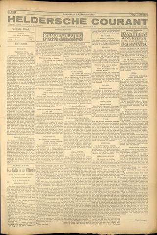Heldersche Courant 1927-02-24