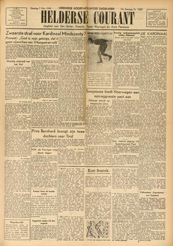 Heldersche Courant 1949-02-07