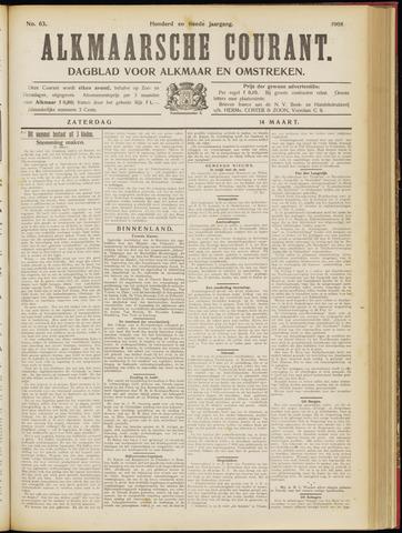 Alkmaarsche Courant 1908-03-14