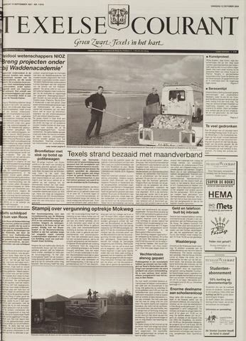 Texelsche Courant 2004-10-12