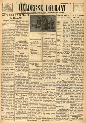 Heldersche Courant 1948-01-15