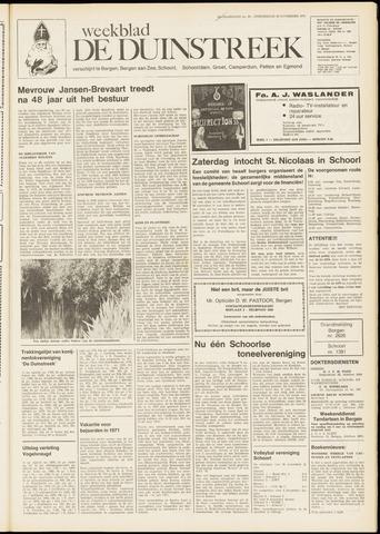 De Duinstreek 1970-11-26