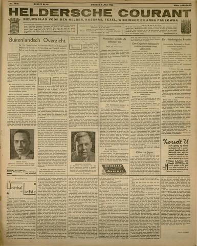 Heldersche Courant 1935-07-09