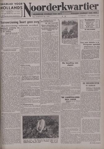Dagblad voor Hollands Noorderkwartier 1941-11-01